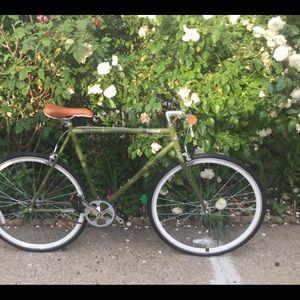 Beautiful Olive Green Bike/Bicycle